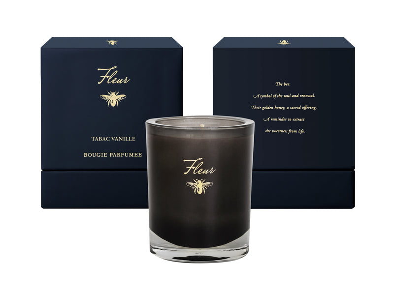 Tabac Vanille Single Wick Candle