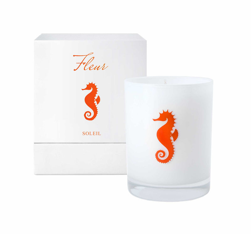 Soleil Single Wick Candle
