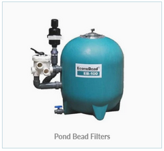 Koi Pond Filtration Bead Filter