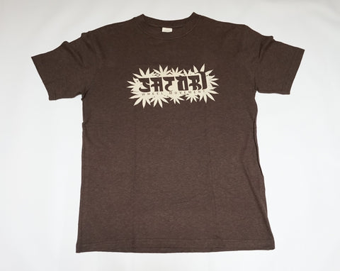 Hemp Leaf Warrior Tee