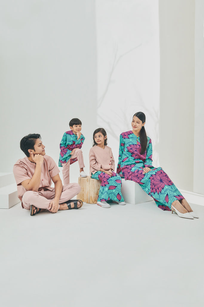 The Timur Women Kurung Blouse - Hana