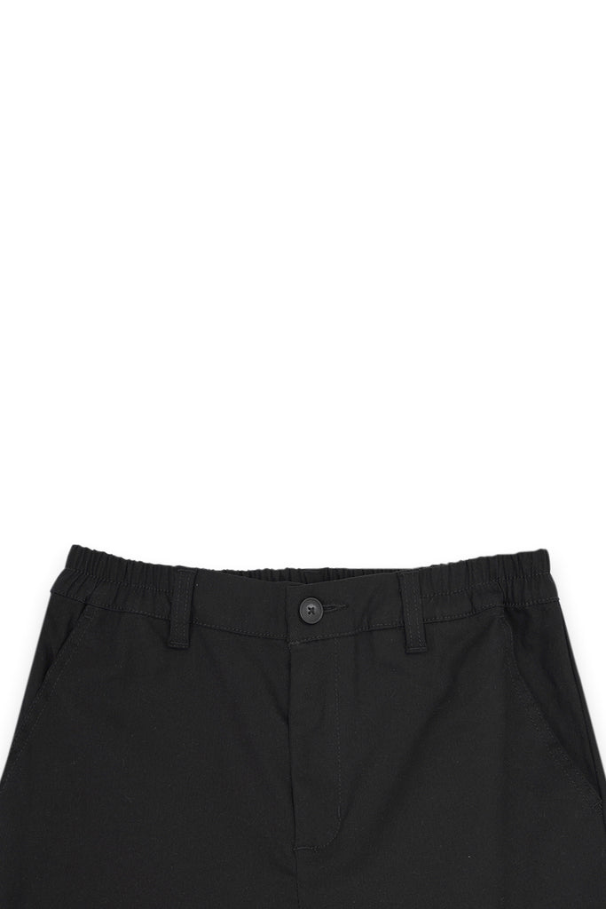 The Bangun Men Slim Pants - Black