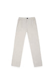The Bangun Men Tapered Pants - Naturel Linen