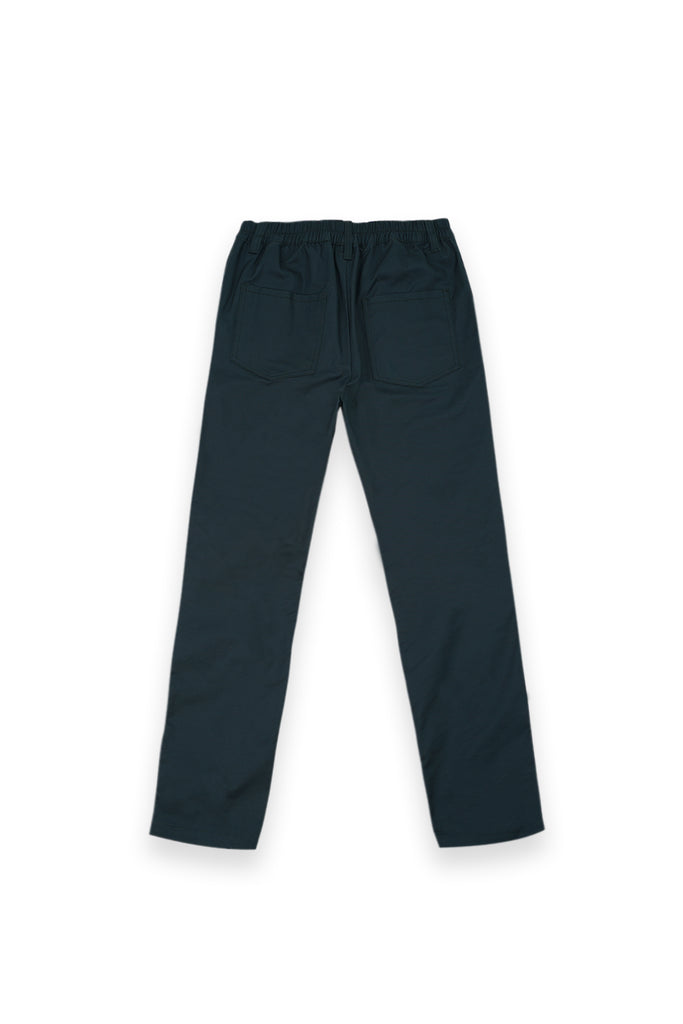 The Bangun Men Slim Pants - Emerald Green