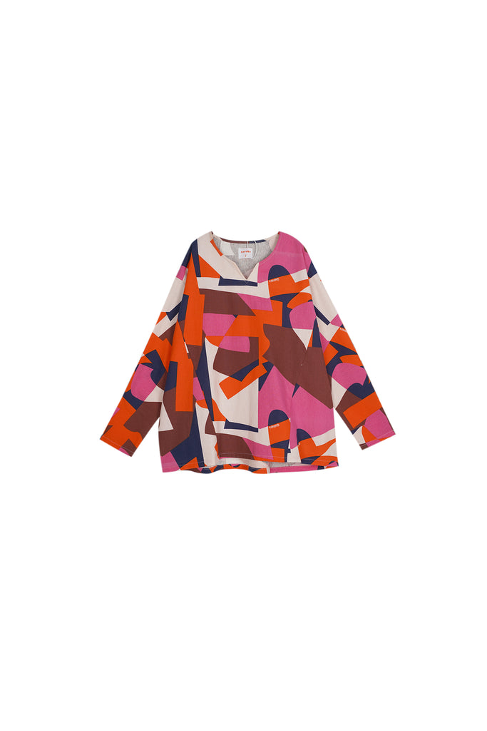 The Teratai Women Kite Blouse - Malana