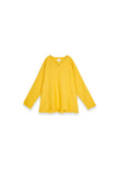 The Teratai Women Kite Blouse - Mustard