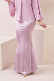 The Nari Women Mermaid Skirt - Light Purple