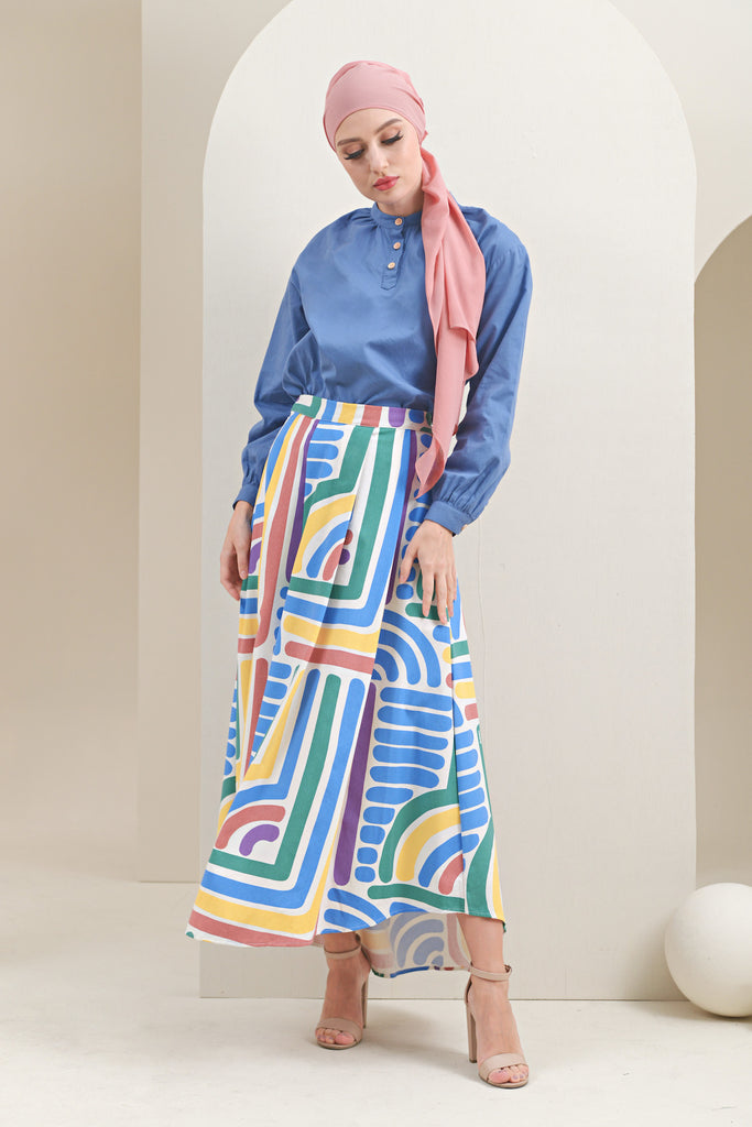 The Oasis Women Umbrella Skirt - Joy