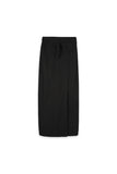 The Oasis Women Belted Skirt - Black