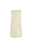 The Oasis Women Godet Skirt - Cream