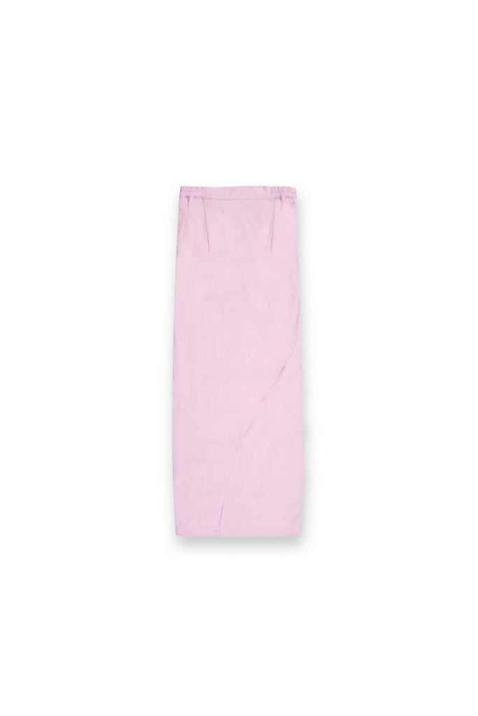 The Teratai Women Tulip Skirt - Light Purple