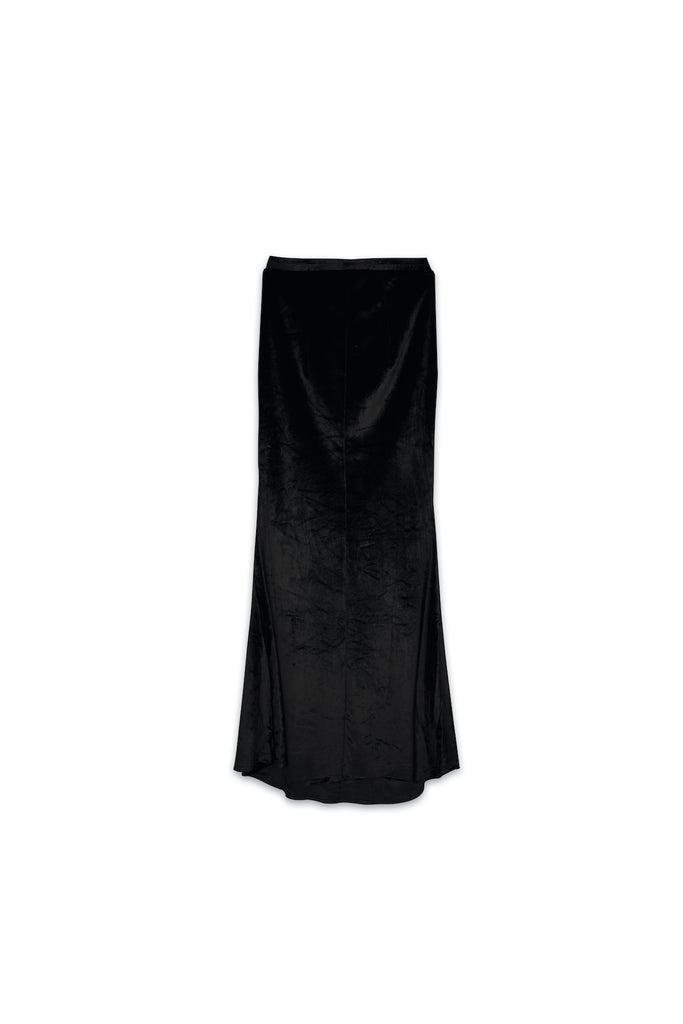 The Nari Women Mermaid Skirt - Black
