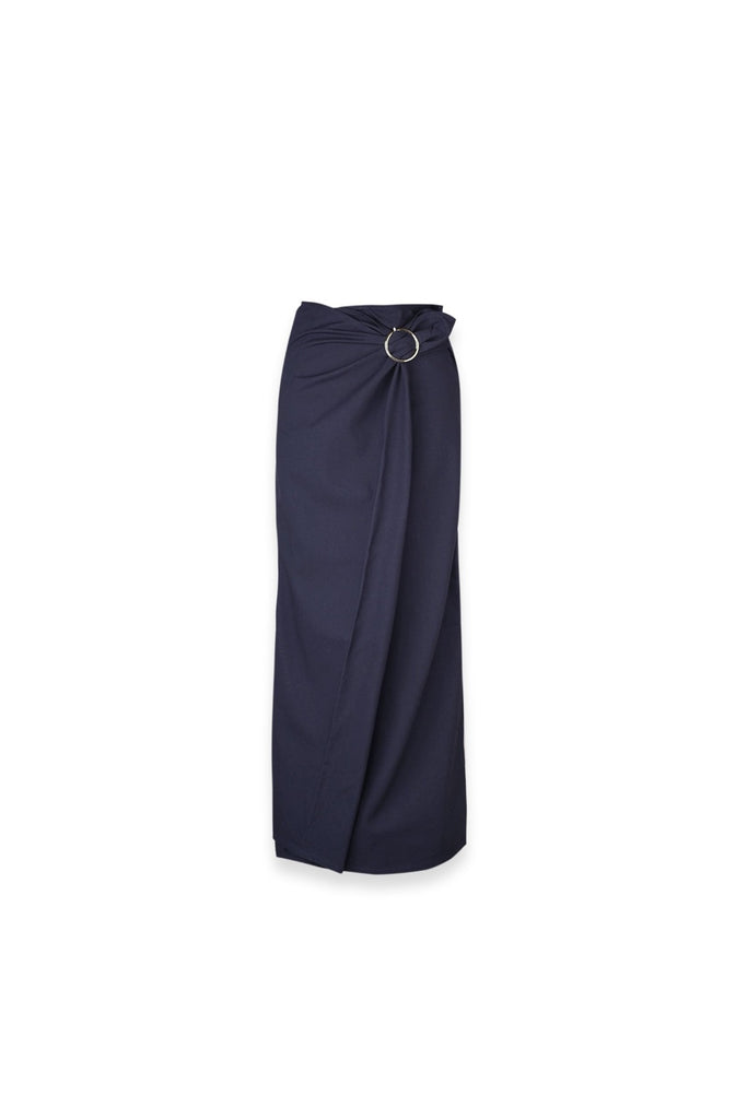 The Langit Women Pareo - Navy Blue
