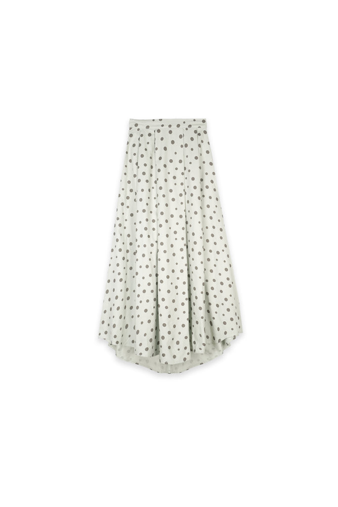 The Oasis Women Umbrella Skirt - Olive