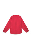 The Oasis Women Pilot Blouse - Red