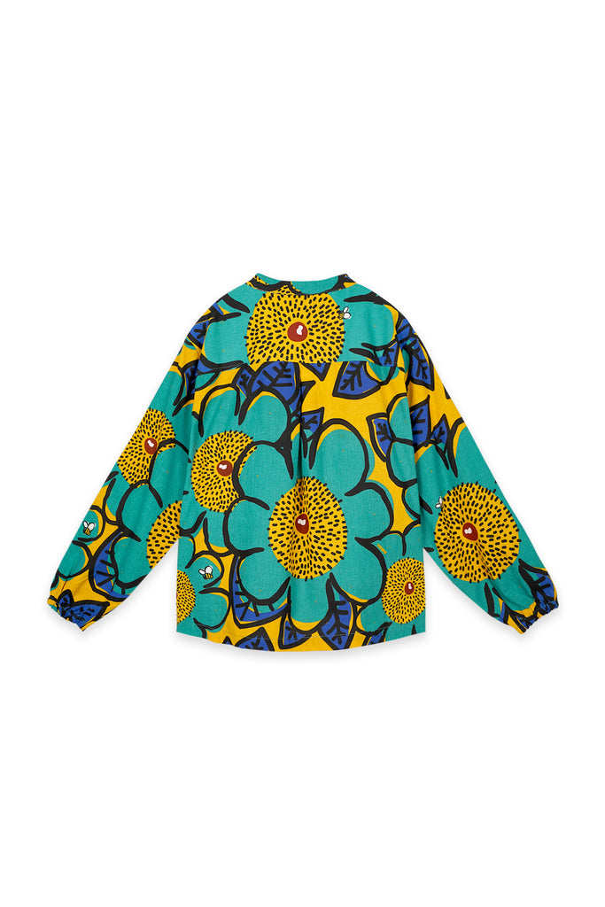 The Oasis Women Pilot Blouse - Sunshine