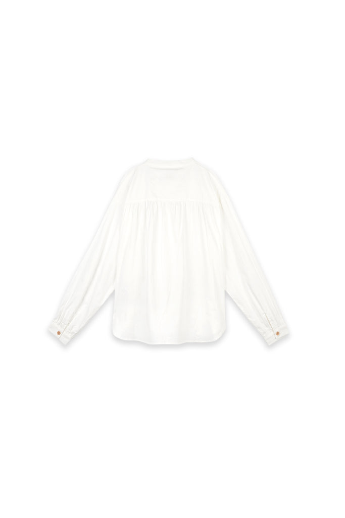 The Oasis Women Blooming Blouse - White