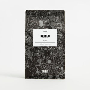 250g Origin Kibingo coffee beans