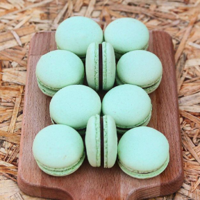 4-box mixed macarons (GF)