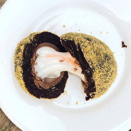 5-box creme egg scotch egg (GF)