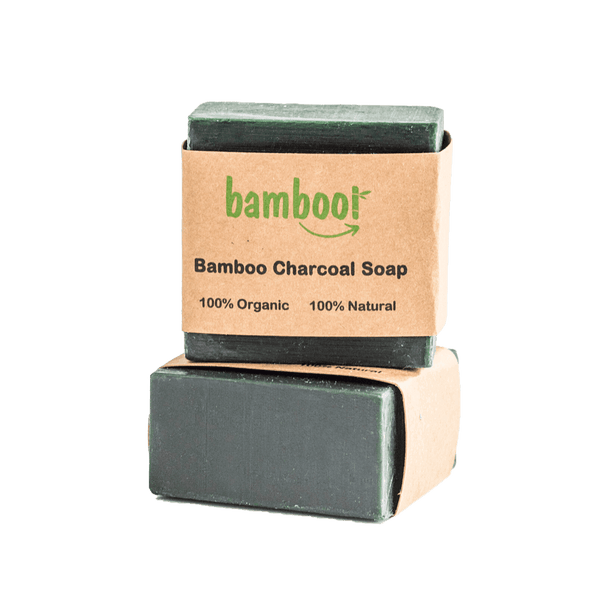 Natural Charcoal Face & Body Soap