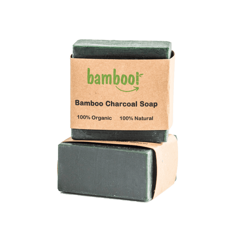 Charcoal Soap | Bambooi Beauty & Care