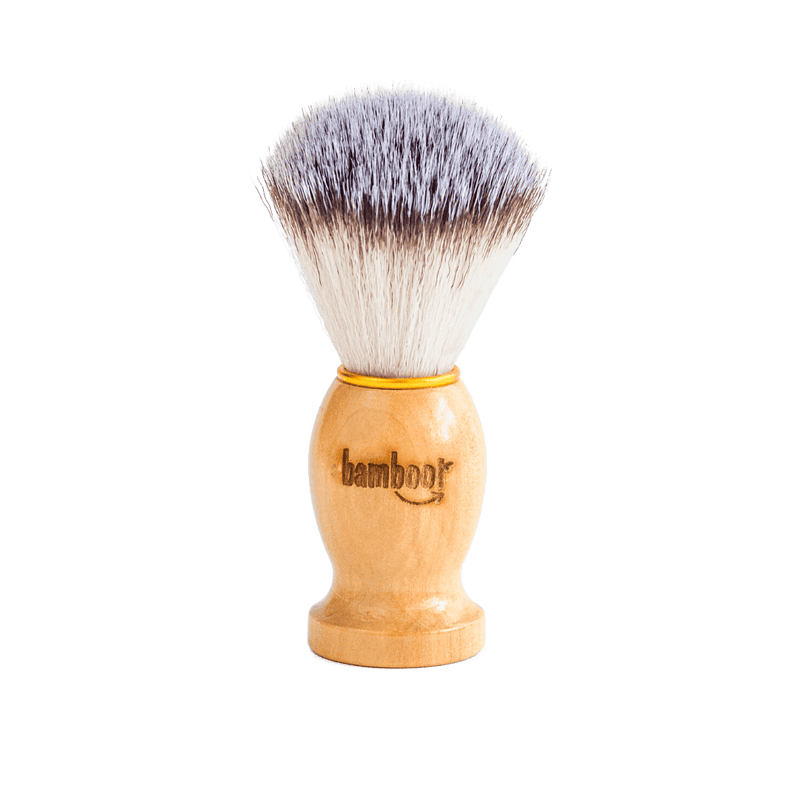 Bamboo Shaving Brush | Bambooi Beauty & Care