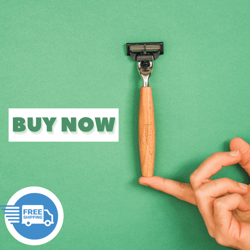 Bamboo Razor | Buy Now