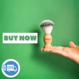 Bamboo Shaving Brush | Buy Now