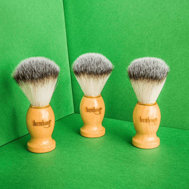 Bamboo Shaving Brush | Trio