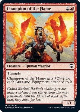 Champion of the Flame [Commander Legends] | Ministry of Hobbies