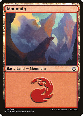 Mountain (261) [Kaladesh] | Ministry of Hobbies