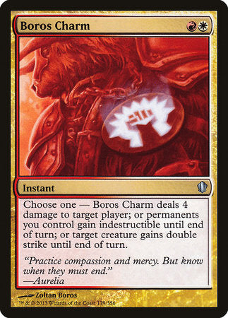 Boros Charm [Commander 2013] | Ministry of Hobbies