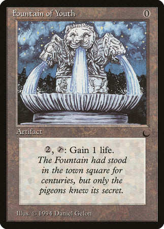 Fountain of Youth [The Dark] | Ministry of Hobbies