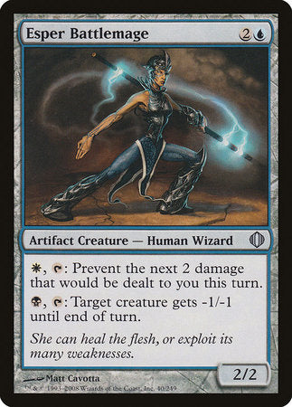 Esper Battlemage [Shards of Alara] | Ministry of Hobbies