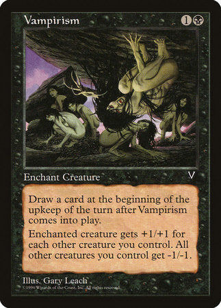 Vampirism [Visions] | Ministry of Hobbies