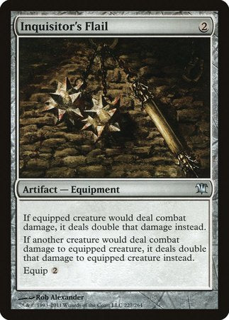 Inquisitor's Flail [Innistrad] | Ministry of Hobbies