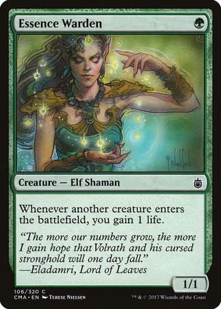 Essence Warden [Commander Anthology] | Ministry of Hobbies