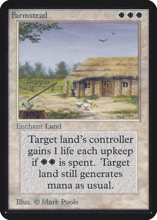 Farmstead [Limited Edition Alpha] | Ministry of Hobbies