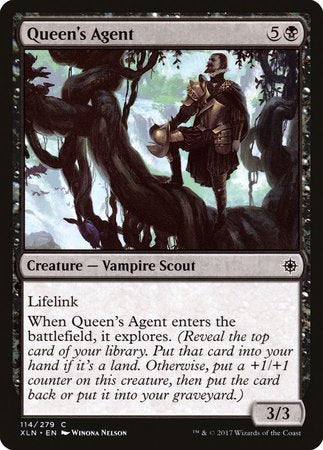 Queen's Agent [Ixalan] | Ministry of Hobbies