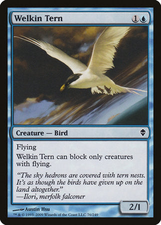 Welkin Tern [Zendikar] | Ministry of Hobbies