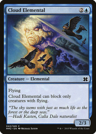 Cloud Elemental [Modern Masters 2015] | Ministry of Hobbies