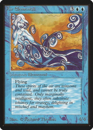 Air Elemental [Limited Edition Beta] | Ministry of Hobbies