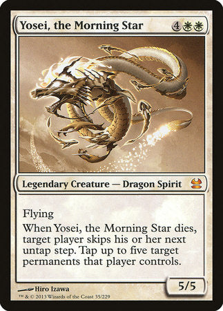 Yosei, the Morning Star [Modern Masters] | Ministry of Hobbies