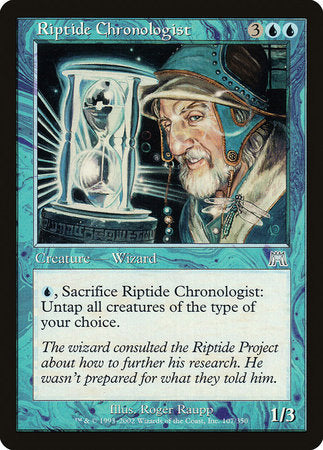 Riptide Chronologist [Onslaught] | Ministry of Hobbies