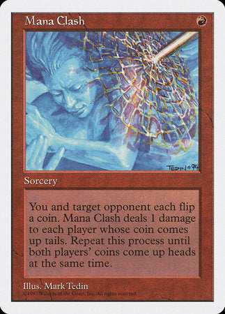 Mana Clash [Fifth Edition] | Ministry of Hobbies