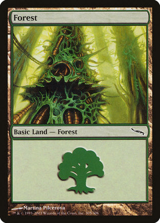 Forest (305) [Mirrodin] | Ministry of Hobbies