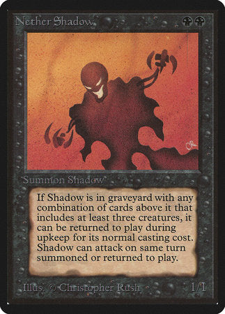 Nether Shadow [Limited Edition Beta] | Ministry of Hobbies