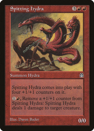 Spitting Hydra [Stronghold] | Ministry of Hobbies