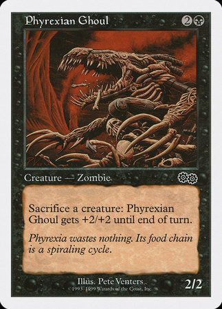 Phyrexian Ghoul [Battle Royale Box Set] | Ministry of Hobbies